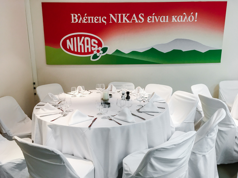 Event of Nikas company